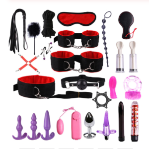 BDSM Adult Games Sex Toys Kit For Couples