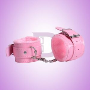 Deluxe Heavy Leather Handcuffs